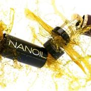 olejek do włosów Nanoil - najlepszy wybór